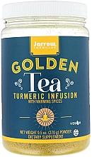 Kup Herbata z kurkumą w proszku - Jarrow Formulas Golden Tea Turmeric Infusion