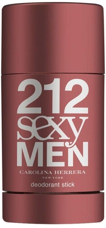 Carolina Herrera 212 Sexy Men - Dezodorant w sztyfcie