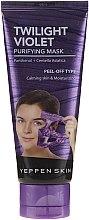 Kup Oczyszczająca fioletowa maska złuszczająca do twarzy - Yeppen Skin Purifying Mask Twilight Violet Peel-off