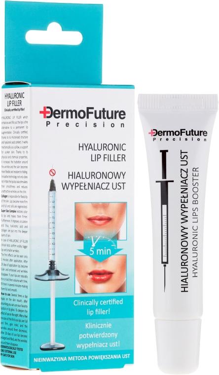 Hialuronowy wypełniacz ust - DermoFuture Precision