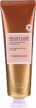 Kup Krem do ciała i rąk z oliwą z oliwek i awokado - Voesh Velvet Luxe Tangerine Glow Vegan Body&Hand Creme