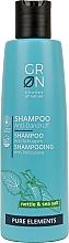 Kup Szampon przeciwłupieżowy z pokrzywą i solą morską - GRN Pure Elements Anti-Dandruff Nettle & Sea Salt Shampoo