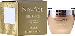 Kup PRZECENA! Odmładzający krem do twarzy na noc - Oriflame NovAge Time Restore Regenerative Night Cream*