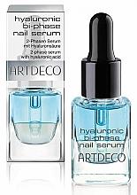 Kup Dwufazowe serum do paznokci - Artdeco Hyaluronic Bi-Phase Nail Serum