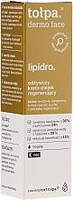 Kup Odżywczy krem regenerujący do twarzy - Tołpa Dermo Face Lipidro