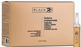 Kup Balsam przeciw wypadaniu włosów z pantenolem i placentą - Black Professional Line Panthenol & Placenta Lotion