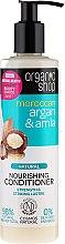 Kup Odżywka do włosów z olejem arganowym i amlą - Organic Shop Moroccan Argan & Amla Nourishing Conditioner
