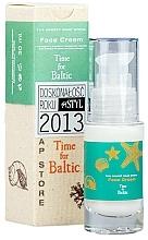 Kup Krem do twarzy z ekstraktem z bursztynu i kolagenem morskim - The Secret Soap Store Time For Baltic Face Cream