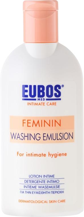 Emulsja do higieny intymnej - Eubos Med Intimate Care Feminin Washing Emulsion — фото N2