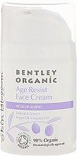 Kup Przeciwstarzeniowy krem do twarzy - Bentley Organic Skin Blossom Age Resist Face Cream