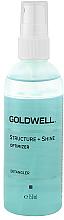Kup Nabłyszczający spray ułatwiający rozczesywanie włosów - Goldwell Structure + Shine Optimizer