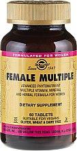 Kup Kompleks witamin dla kobiet - Solgar Female Multiple