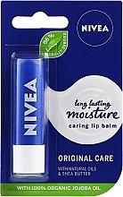 Kup Pielęgnująca pomadka do ust - Nivea Original Care 12H Lip Balm