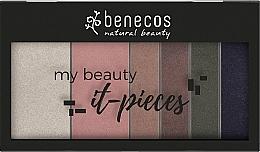 Kup Paletka cieni (uzupełnienie) - Benecos It-Pieces Pretty Cold Palette Refill