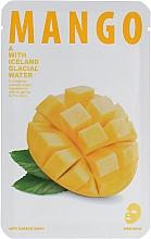 Kup Maseczka na tkaninie do twarzy Mango - The Iceland Mango Mask