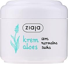 Kup Krem aloes do cery normalnej i suchej - Ziaja Aloesowa