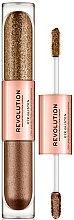 Kup Cień do powiek w płynie - Makeup Revolution Eye Glisten