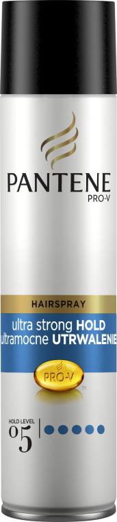 Lakier do włosów Ultramocne utrwalenie - Pantene Pro-V Ultra Strong Hold Hairspray