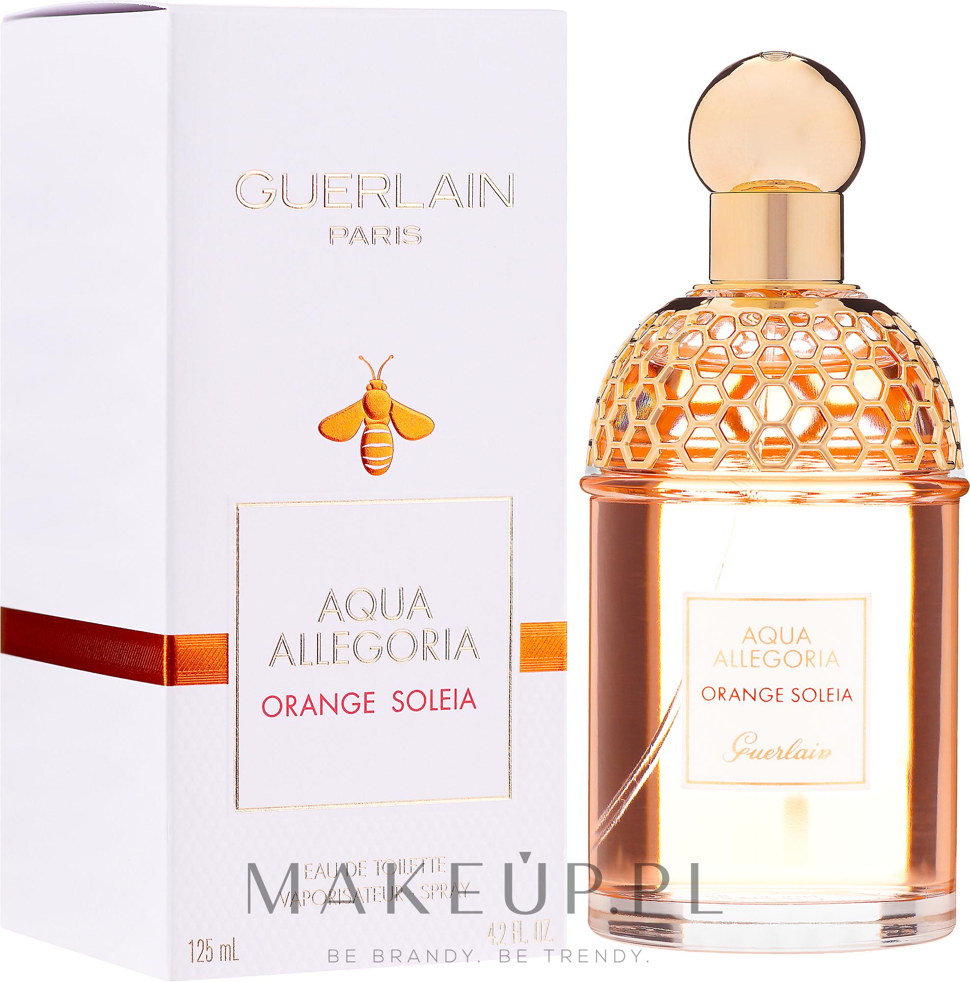 PRZECENA! Guerlain Aqua Allegoria Orange Soleia - Woda toaletowa * — фото 125 ml