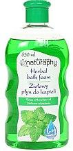 Kup Ziołowy płyn do kąpieli, z olejkiem eterycznym z melisy - Bluxcosmetics Naturaphy Herbal Bath Foam