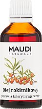Kup Olej rokitnikowy - Maudi