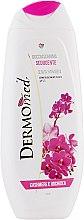 Kup Nawilżający żel pod prysznic Kaszmir i orchidea - Dermomed Cashmere & Orchid Shower Gel