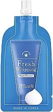 Kup PRZECENA! Oczyszczająca pianka-krem do mycia twarzy - Beausta Fresh Whipping Foam Cleanser *