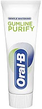 Kup Pasta do zębów - Oral-B Professional Gumline Pro-Purify Gentle Whitening Toothpaste