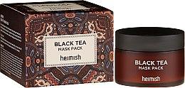 Kup Kojąca maska do twarzy - Heimish Black Tea Mask Pack