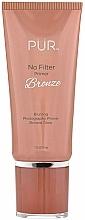 Kup Rozświetlająca baza pod makijaż - Pür No Filter Blurring Photography Primer Bronze Glow