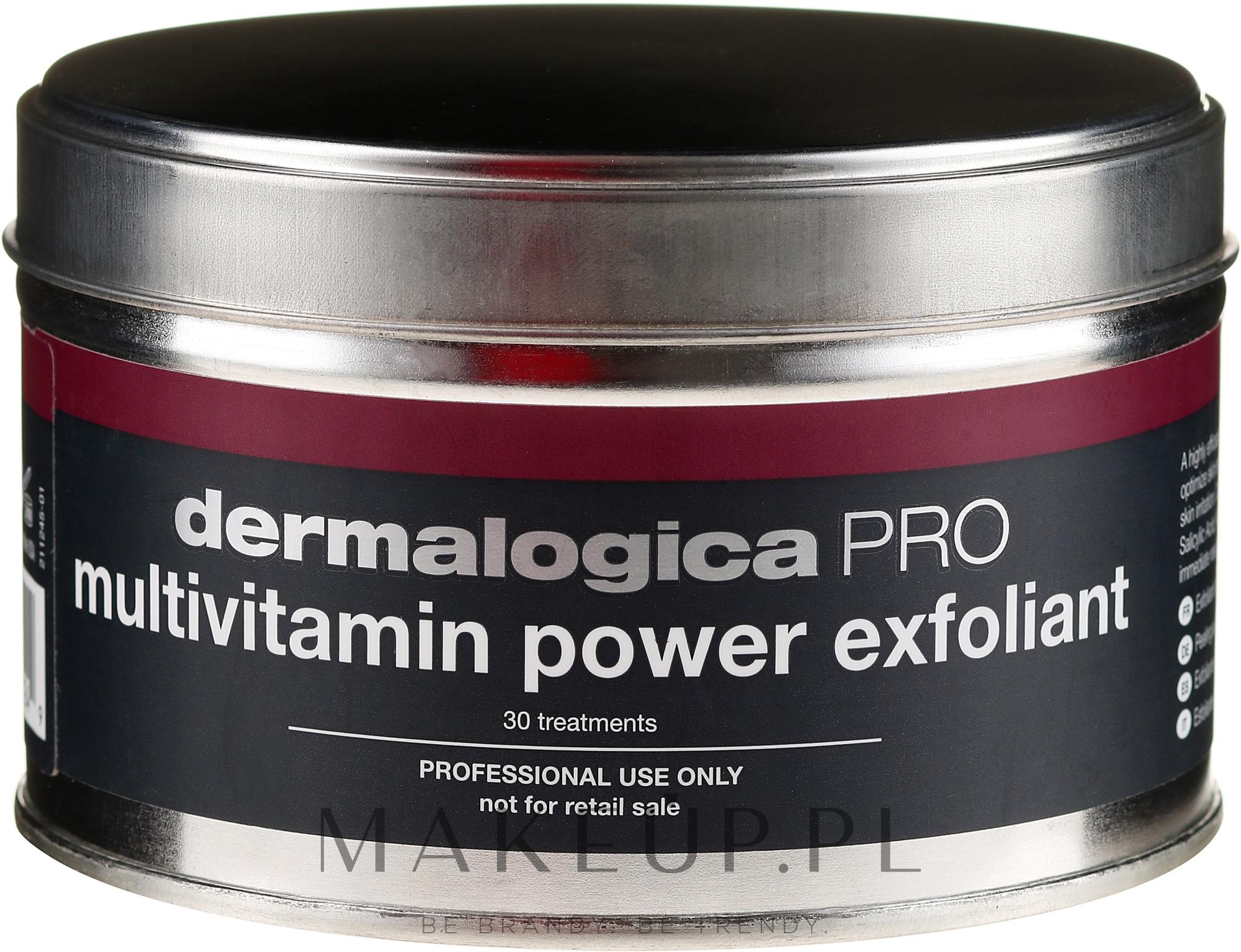 Peeling do twarzy - Dermalogica Professional Multivitamin Power Exfoliant Salon Size — фото 30 szt.