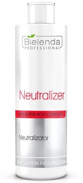 Neutralizator kwasów - Bielenda Professional Exfoliation Face Program Neutralizer — фото N1