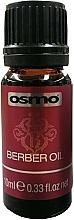 Kup Olejek do włosów z olejami awokado, kokosowym i arganowym - Osmo Berber Oil (miniprodukt)