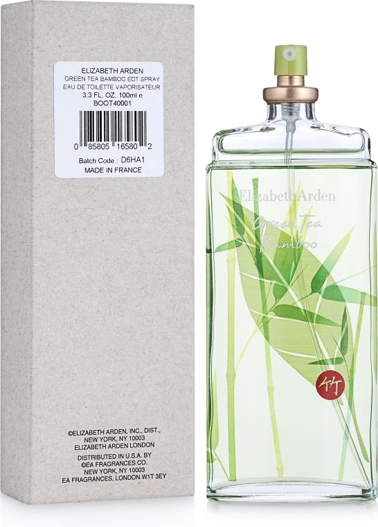 Elizabeth Arden Green Tea Bamboo - Woda toaletowa (tester bez nakrętki) — фото N2