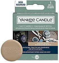 Kup Zapach do samochodu - Yankee Candle Car Powered Fragrance Refill Seaside Woods (wymienny wkład)