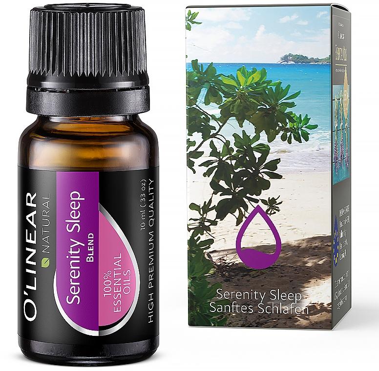Uspokajająca mieszanka olejków eterycznych - O`linear Serenity Sleep Blend Of Essential Oils — фото N1