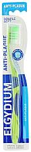 Kup Szczoteczka do zębów, miękka, zielona - Elgydium Anti-Plaque Soft Toothbrush
