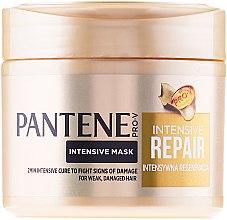 Kup Intensywna maska do włosów słabych i zniszczonych Intensywna regeneracja - Pantene Pro-V Intensive Repair Intensive Mask