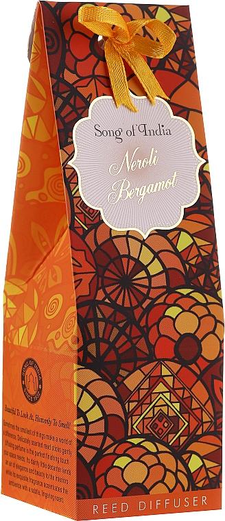 Dyfuzor zapachowy Neroli i bergamotka - Song of India — фото N2