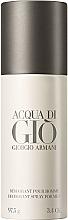 Kup Giorgio Armani Acqua di Gio - Perfumowany dezodorant w sprayu dla mężczyzn