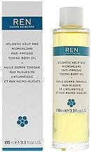 Kup Tonizujący olejek do ciała - Ren Atlantic Kelp And Microalgae Anti-fatigue Body Oil
