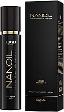 Kup Olejek do włosów wysokoporowatych - Nanoil Hair Oil High Porosity
