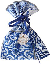 Kup Woreczek zapachowy, biało-niebieski - Essencias De Portugal Tradition Charm Air Freshener