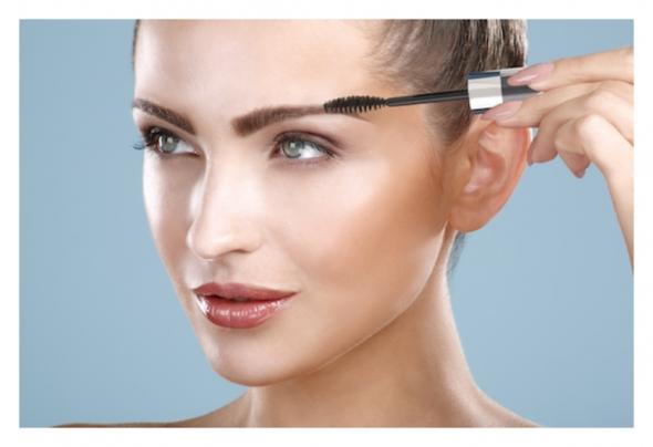 Modelujący żel do brwi - Revitalash Hi-Def Tinted Brow Gel — фото N3
