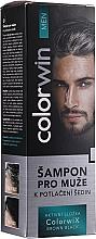 Kup Szampon do siwych włosów dla mężczyzn - Colorwin Shampoo For Men