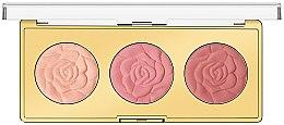Kup Paletka różów do policzków - Milani Rose Blush Trio Palette