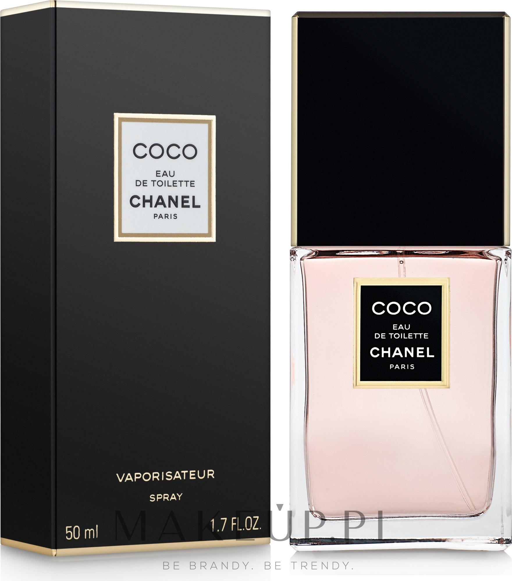 Chanel Coco - Woda toaletowa — фото 50 ml