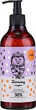 Kup Naturalne mydło w płynie - Yope Winter Rarity