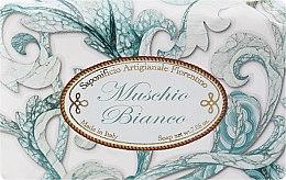 Kup Mydło w kostce Białe piżmo - Saponificio Artigianale Fiorentino White Musk