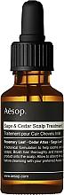 Kup Zabieg na skórę głowy z szałwią i cedrem - Aesop Sage & Cedar Scalp Treatment